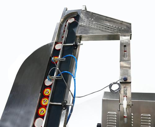马口铁自动旋盖机